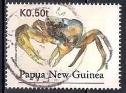 Papua New Guinea 1995 - Crabs - Papúa Nueva Guinea