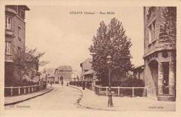 Seine-Saint-Denis - Stains - Rue Mélé - Stains
