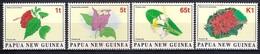 Papua New Guinea 1996 - Flowers Mint - Papúa Nueva Guinea