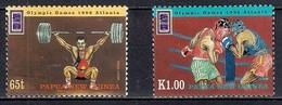 Papua New Guinea 1996 - Olympic Games - Atlanta, USA  Mint - Papúa Nueva Guinea