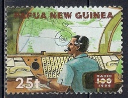 Papua New Guinea 1996 - The 100th Anniversary Of The Radio - Papúa Nueva Guinea