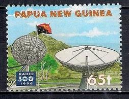 Papua New Guinea 1996 - The 100th Anniversary Of The Radio Mint - Papúa Nueva Guinea