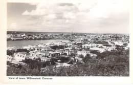 ANTILLES NEERLANDAISES ( N.W.I.)  CURACAO - WILLEMSTADT : View Of Town - CPSM Photo Format CPA - Nederlandse Antillen - Curaçao