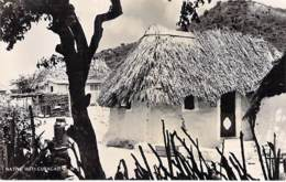 ANTILLES NEERLANDAISES ( N.W.I. ) CURACAO - Native Hut - CPSM Photo Format CPA - Nederland - Curaçao