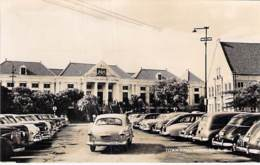 ANTILLES NEERLANDAISES ( N.W.I. ) CURACAO - Town Hall ( Bon Plan Automobiles Cars ) CPSM Photo Format CPA - Nederland - Curaçao