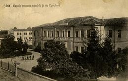 Cartolina ADRIA Scuole Primarie Maschili Di Via Cavallotti - Chioggia
