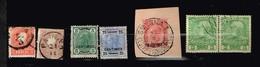 Lot Autriche Levant Anciens Timbres à Identifier - Stamps