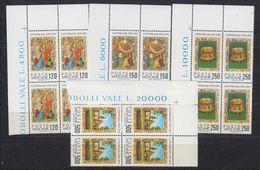 Vatican City 1979 S. Stanislas 4v Bl Of 4 (corner) ** Mnh (42390A) - Vaticaanstad