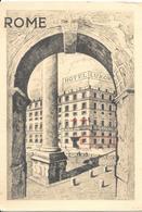 ROMA - ROME - Hotel Luxor - Cafés, Hôtels & Restaurants