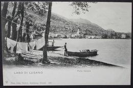 PORTO CERESIO Lago Di Lugano - Varese