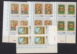 Vatican City 1979 S. Stanislas 4v Bl Of 4 (corner) ** Mnh (42390B) - Vaticaanstad