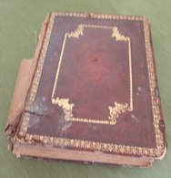 "Judaica OLD SEFARDIC JEWISH BOOK ""YAAKOV EVEN TZUR"" Year 1891 - Old Books"