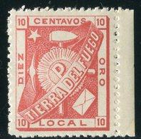 """CHILE / CHILI  1891  MNH  - """" TIERRA DEL FUEGO """"   - 1 VAL. - Chili"""