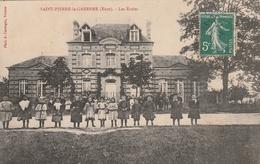 27 Saint  Pierre La Garenne. Les Ecoles - Sonstige Gemeinden