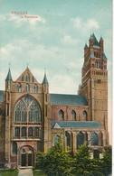 CPA - Belgique - Brugge - Bruges - La Cathédrale - Brugge
