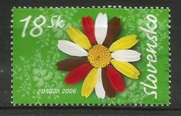 Slowakei / Slovensko  2006  Mi.Nr. 534 , EUROPA CEPT  Integration - Gestempelt / Fine Used / (o) - 2006