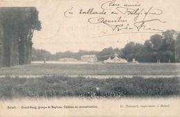 CPA - Belgique -  Beloeil - Grand étang - Beloeil