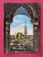 Autriche - Vienne - Wien - Stefansdom - 1966 - Scans Recto-verso - Églises