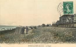 80 - CAYEUX SUR MER - LA DIGUE - Cayeux Sur Mer