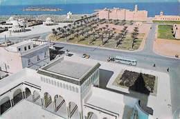 Afrique- TUNISIE  MONASTIR Vue Générale  (bus Autobus Autocar) *PRIX FIXE - Tunisia