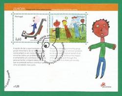 Portugal   2006  Mi.Nr. Block 238 (3048/3049) , EUROPA CEPT  Integration - Gestempelt / Fine Used / (o) - 2006