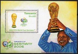 Tanzanie 2006 - Football, World Cup 2006 - BF Neufs // Mnh - Tanzanie (1964-...)