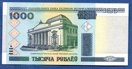 Belarus - 1000 Rublei 2000   - Pick # 28 -  état   SPL - Belarus
