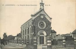 95 - ARGENTEUIL - LA CHAPELLE SAINTE GENEVIEVE - Argenteuil