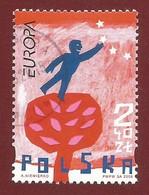 Polen / Polska   2006  Mi.Nr. 4239 , EUROPA CEPT  Integration - Gestempelt / Fine Used / (o) - 2006