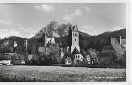 AK 0217  Füssen - Evangelische Kirche / Verlag Arnold Um 1930-40 - Füssen