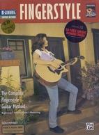 ## FINGERSTYLE – Beginning Guitar Method## : CD Enclosed / Avec Le CD: MUZIEK,MUSIQUE,MUSIC, - Livres, BD, Revues