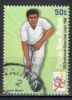 Papua New Guinea 1998 - The 16th Anniversary Of The Commonwealth Games - Kuala Lumpur, Malaysia - Papúa Nueva Guinea