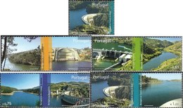 Portugal 3152-3156 (complete Issue) Unmounted Mint / Never Hinged 2007 Staudämme - 1910-... Republic