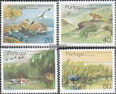 Portugal 1668-1671 (complete Issue) Unmounted Mint / Never Hinged 1985 Stamp Exhibition - 1910-... Republic