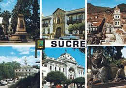 1 AK Bolivien * Sehenswürdigkeiten In Sucre Der Konstitutionellen Hauptstadt Von Bolivien * - Bolivien