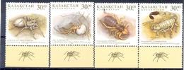 KAZAKHSTAN   (AZI 048) - Insectes
