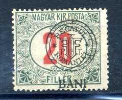 1919 TRANSILVANIA TASSE N.6 * - Transylvanie