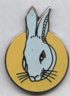 Pin's Lapin Rabbit - Animaux