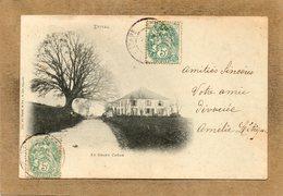 CPA - ETIVAL (88) - Thème : Arbre - Aspect Du Grand Chêne En 1903 - Ad. Weick - Etival Clairefontaine