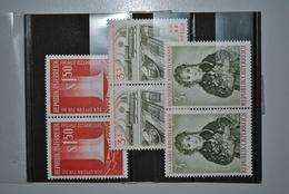 Autriche 1961 Paires MNH - 1945-.... 2ème République