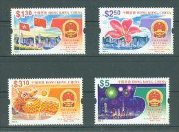 Hong Kong - 1999 Peoples Republic MNH__(TH-1029) - Neufs