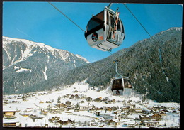 GASCHURN Im Montafon Wintersport Ski Gondelbahn - Gaschurn
