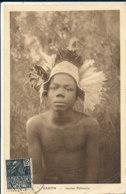AN 22 / C P A     AFRIQUE-  GABON  -  JEUNE PAHOUIN - Gabon