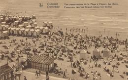 CPA - Belgique - Oostende - Ostende - Vue Panoramique De La Plage - Oostende
