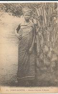 AN 26 / C P A     AFRIQUE-  GABON  -  PORT GENTIL  JEUNE FEMME N'KOMI - Gabon