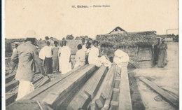 AN 62  / C P A     AFRIQUE- GABON   POINTE NOIRE - Gabon