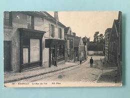 HERBLAY. La Rue Du Val - Herblay