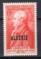 1954 - ALGERIA - Yv.  Nr. 308 - NH - (UP131.40) - Algeria (1962-...)