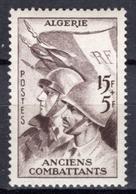 1954 - ALGERIA - Yv.  Nr. 309 - NH - (UP131.40) - Algeria (1962-...)