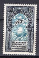 1954 - ALGERIA - Yv.  Nr. 311 - NH - (UP131.40) - Algeria (1962-...)